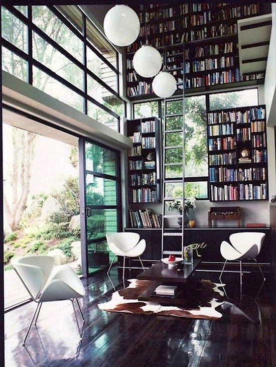 space for my books
