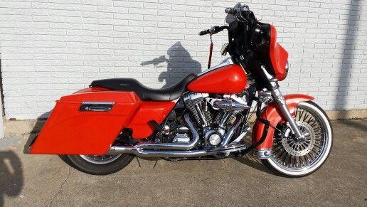 My custom '06 Harley Electra Glide bagger