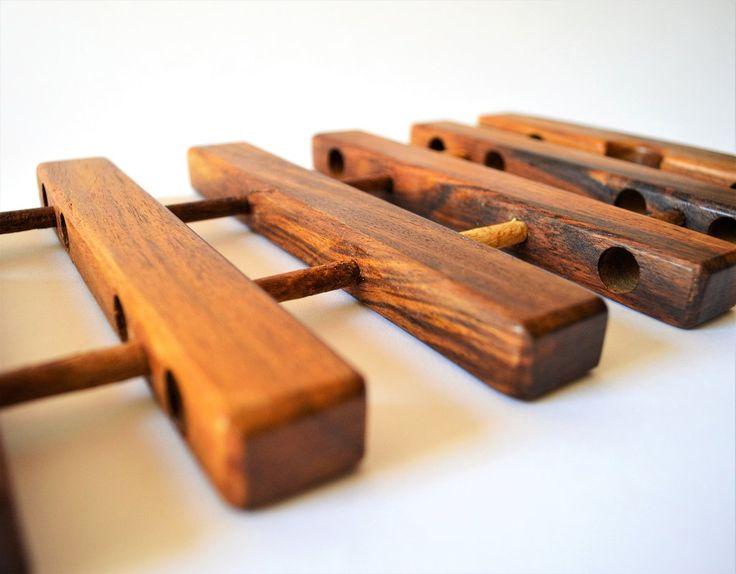 Expandable rectangle wooden Trivet | Harmonika pod horúci hrniec