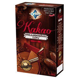 ORION Kakao holandského typu 100g