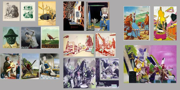 Displaying neo rauch.jpg Compiled by Tim Thatcher NGHS
