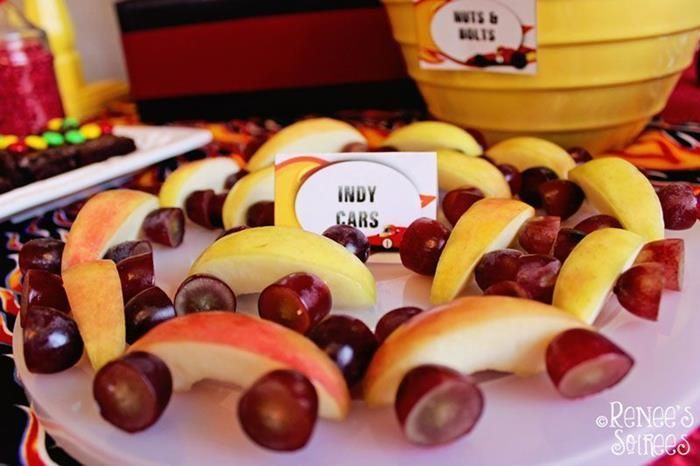 VBS G-Force Snack Ideas