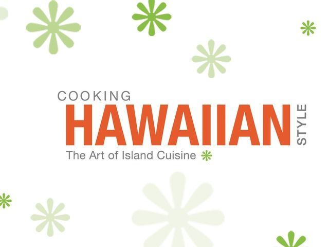 Help us spread the aloha spirit by supporting our kickstarter project. We have a unique opportunity to expand and share our cooking video series and need your help. Watch our video and help Cooking Hawaiian Style take it to the next level! http://www.kickstarter.com/projects/1601061814/cooking-hawaiian-style-cooking-video-series