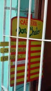 Où manger pas cher à Trinidad