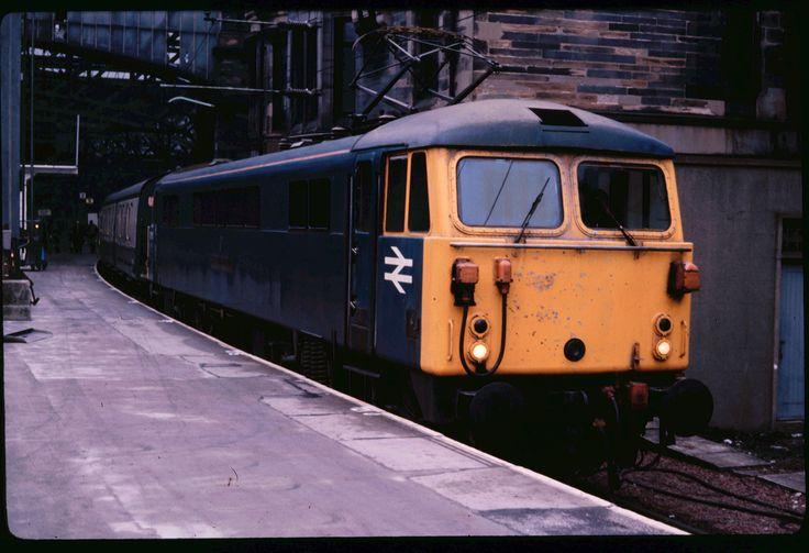 87101 George Stephenson at Glasgow Central