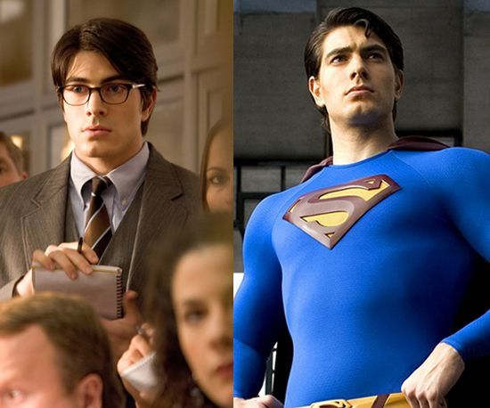 brandon routh clark kent - 550×458