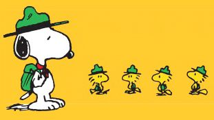 Snoopy and his Beagle Scouts had all sorts of adventures over the years