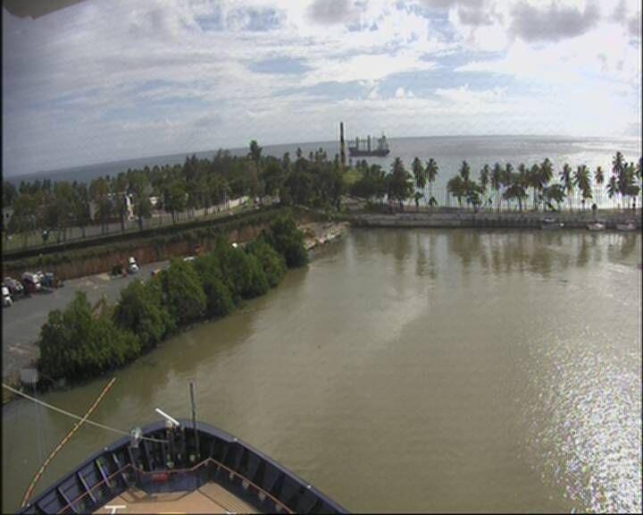 Mein Schiff 4 - 05.01.2017, 15:16 Uhr   Santo Domingo