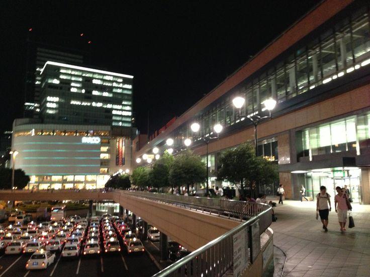 仙台駅 (Sendai Sta.) in 仙台, 宮城県