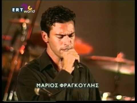 Mario Frangoulis & Lara Fabian - All Alone Am I (Μην τον ρωτάς τον ουρανό) - YouTube