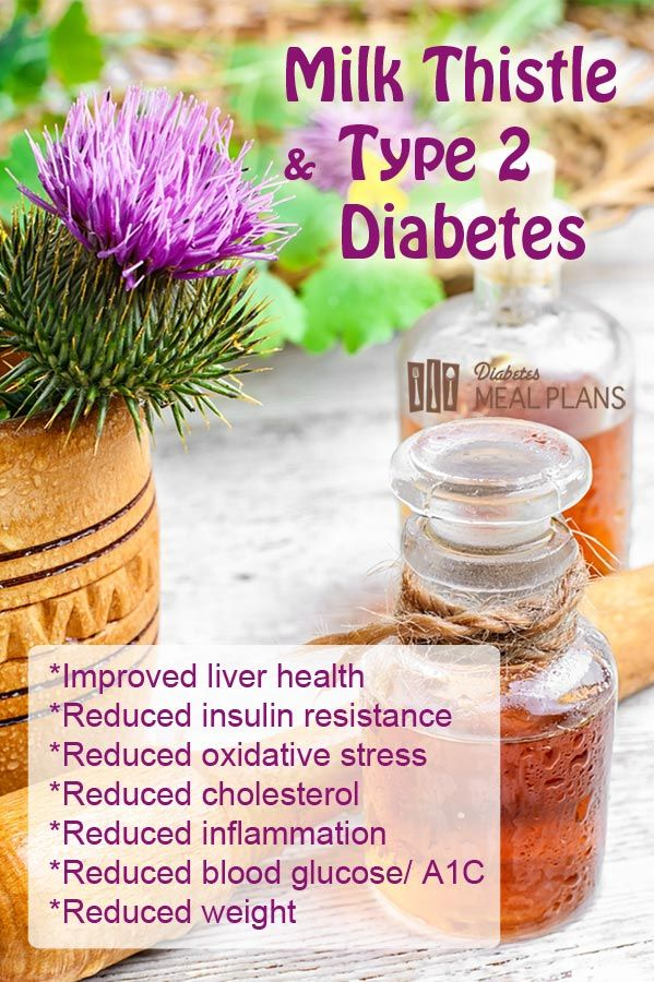 Milk thistle and diabetes benefits http://www.erodethefat.com/blog/lean-belly/