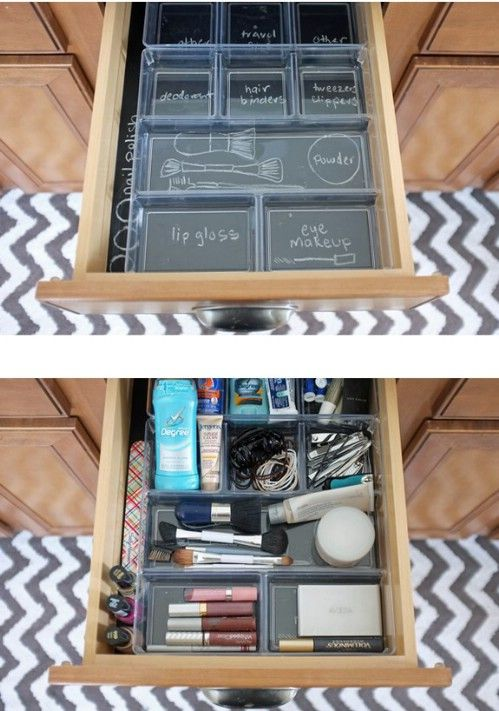 Chalkboard paint ideas!!!! I have clear chalkboard paint so this would be a little different for me, but still.