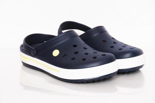 Crocs - Crocband 11.5 Clog  Navy/citrus
