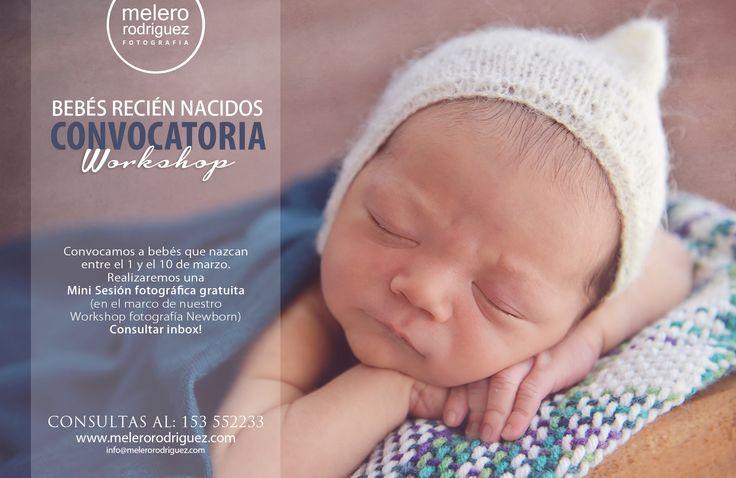 Atentas mamis con fecha probable de parto entre el 1 al 10 de marzo Convocatoria bebés recién nacidos! Sesión gratuita (en el marco de nuestro Workshop fotografía Newborn )! Consultar al 0341-153552233.