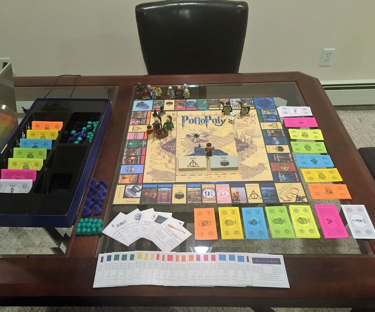 I absolutely love making customized board games, and I got the idea to turn one of the most strategic games into a Harry Potter-themed gaming experience. Why play the same old Monopoly with the same old chance and community chest cards when you could invent your own with some surprising twists and turns taken right from your favorite book and film franchise? I call it ... Pottopoly! Enjoy!If you're excited about Pottopoly, please vote for me in the Wizarding contest at the top of this page…