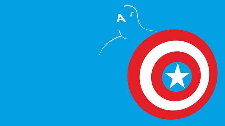 Download Wallpaper Captain America wallpaper hd