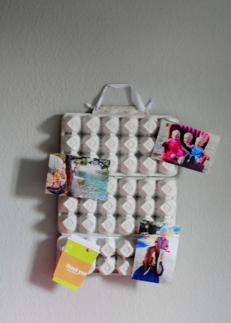 Egg Carton Bulletin Board 58 best Egg