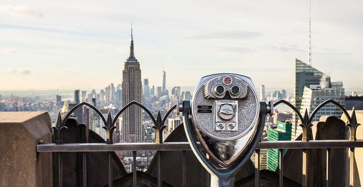 New York USA New York City Urlaub Travel