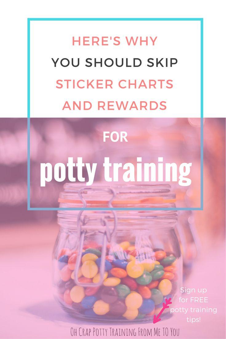 rewards and potty training | tips on potty training | help with potty training | how to potty train | Oh Crap Potty Training