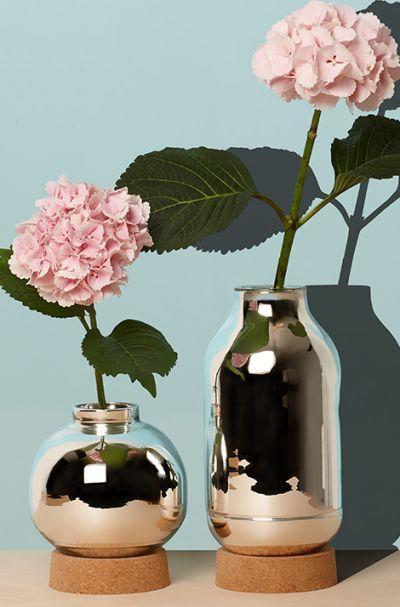As Cores Pantone® 2016 Rosa Quartz e Azul Serenity na sua casa e na sua loja