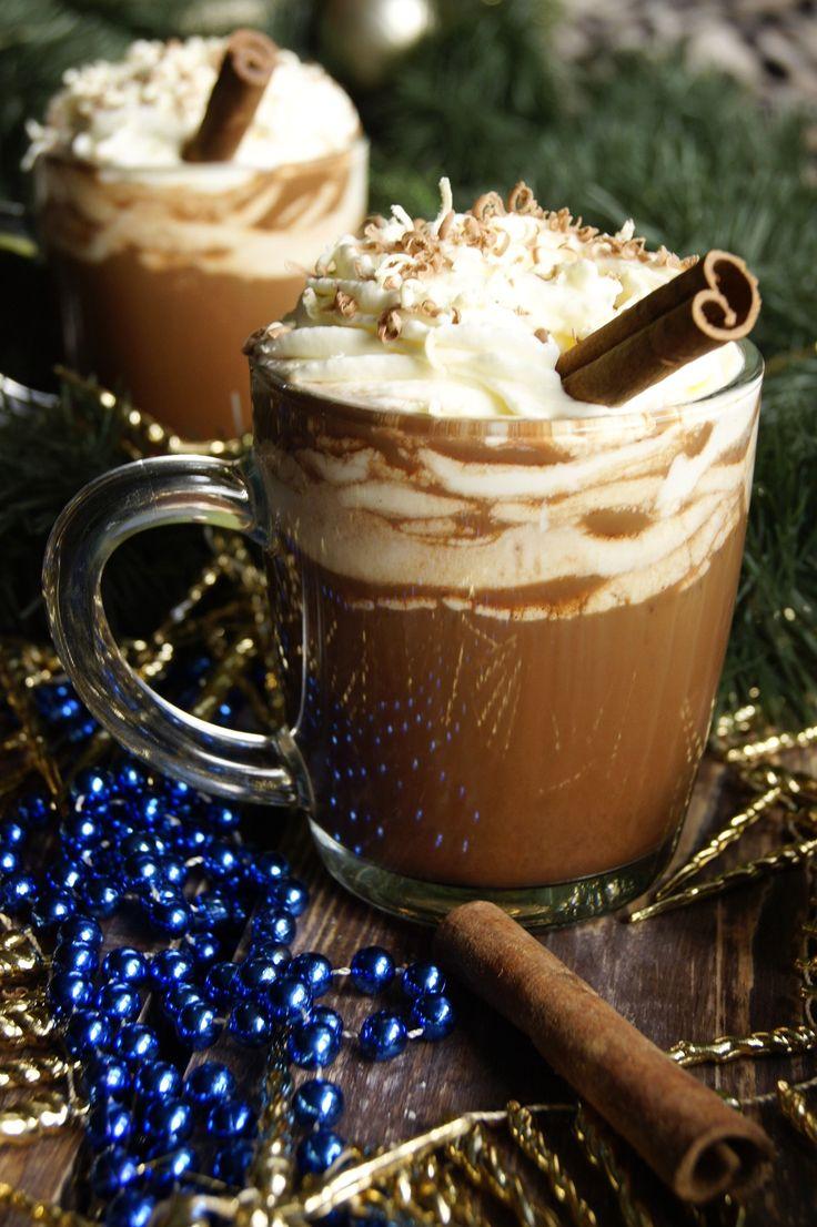 Kawa waniliowo - piernikowa