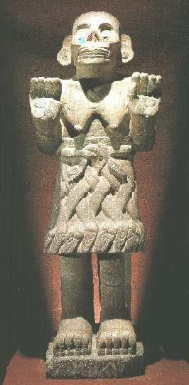 Coatlicue, Diosa Madre de los Aztecas - Taringa!