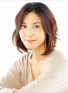 Nanako Matsushima is a Japanese actress and model.
