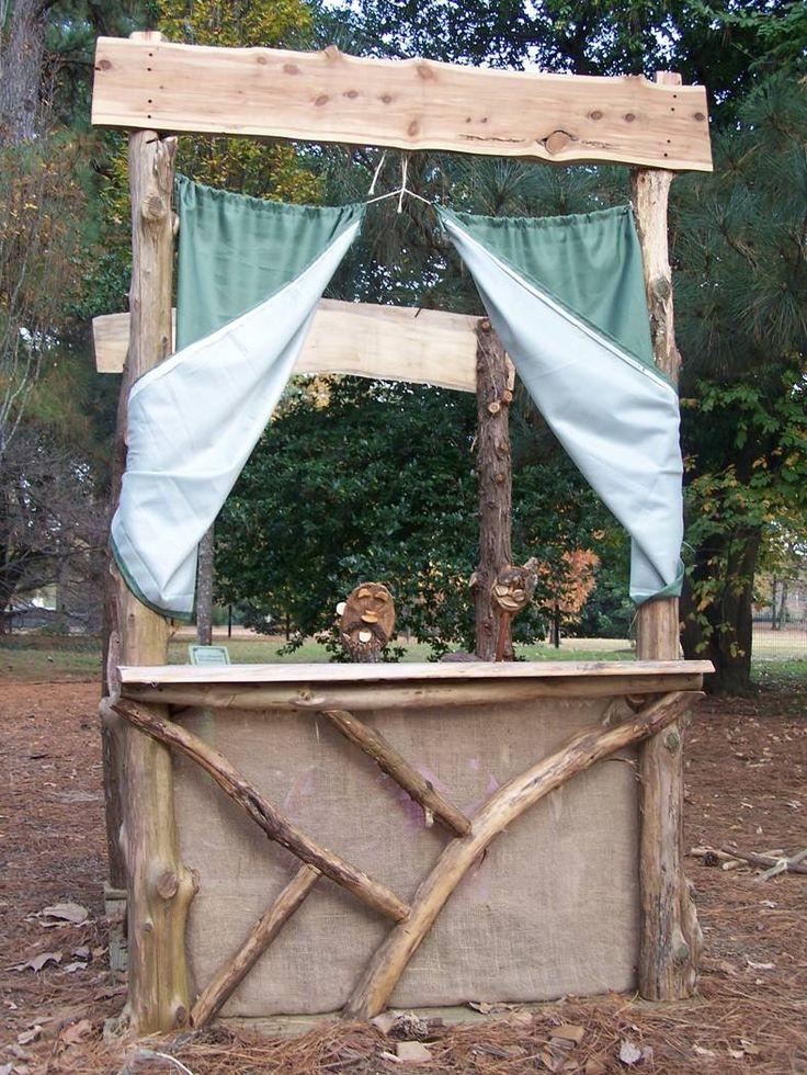 Outdoor Puppet Stages www.memphisbotani...