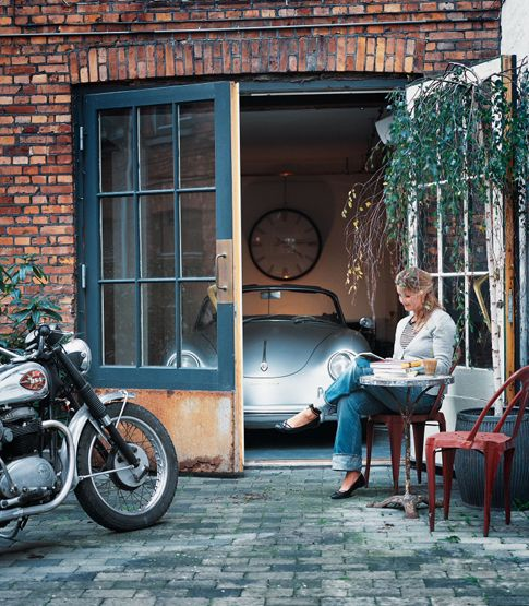 Vintage Garage Ideas: 17 Best Ideas About Dream Garage On Pinterest