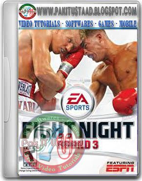 Fight Night Round 3 PC Game Cover