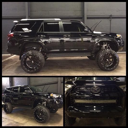 262 best toyota 4 runner images on pinterest 4x4  autos Most Jacked Up Truck Ever White Jacked Up Jeep