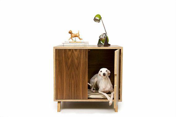 Standard Cabinet // Mid Century Modern Pet by modernistcat on Etsy, $549.00