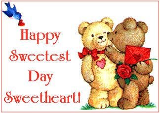 Sweetest Day - This post contains worlds best collection of the Happy Sweetest Day Greetings, Cards for celebration. Wish you all a very special Sweetest Day.