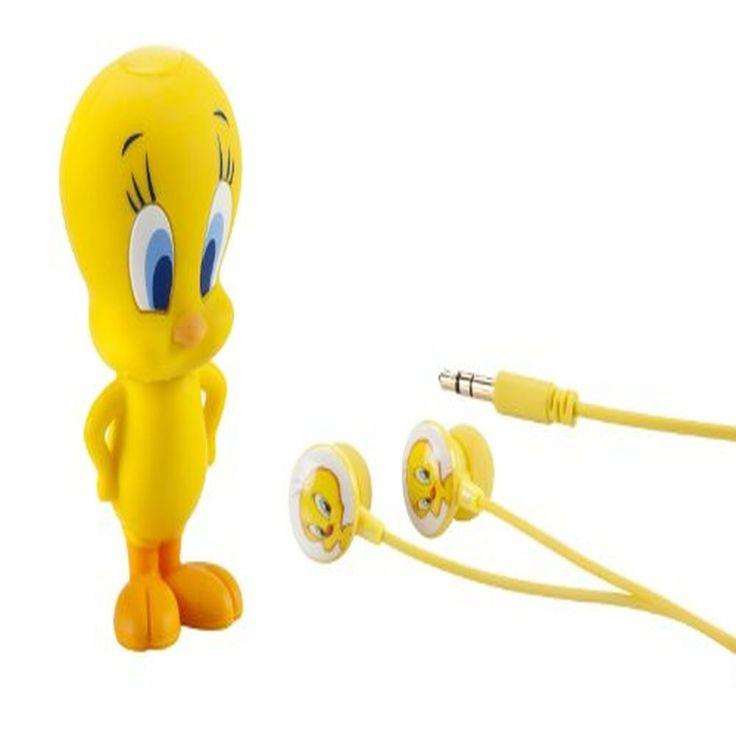 MP3 Player Tweety Emtec 8GB USB  #MP3PlayerTweety
