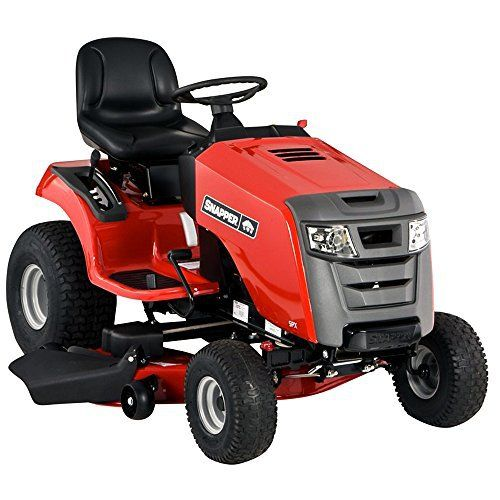 Product review for Snapper SPX 22/46 46-Inch 22 HP Riding Tractor Mower with Hydro-Gear T2 Hydrostatic Transmission 2691344. Step-up to a Snapper SPX series riding tractor mower with high-value features at an affordable price pt.. the all steel construction including the hood, cast-iron front axle & a Hydrostatic transmission are hallmarks of a premium Snapper riding tractor mower. Easily maneuver around...