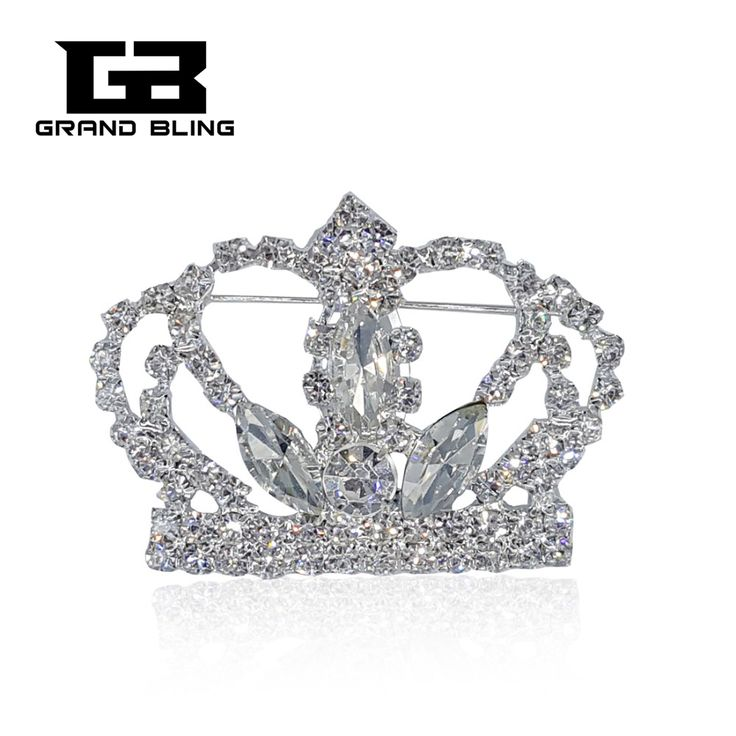 Clear Rhinestone Crown brooch pin Bling Jewelry for Lady Queen     Tag a friend who would love this!     FREE Shipping Worldwide     Buy one here---> http://jewelry-steals.com/products/clear-rhinestone-crown-brooch-pin-bling-jewelry-for-lady-queen/    #cheap_earrings