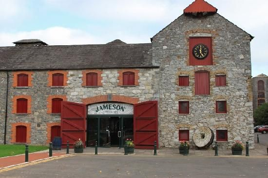 The Jameson Experience (distillery tour) - Midleton, Ireland
