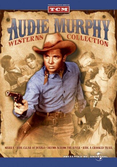 Audie Murphy Westerns Dvd Set Turner Classic Movies