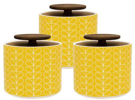 Orla Kiely kitchen range                                                                                                                                                                                 More