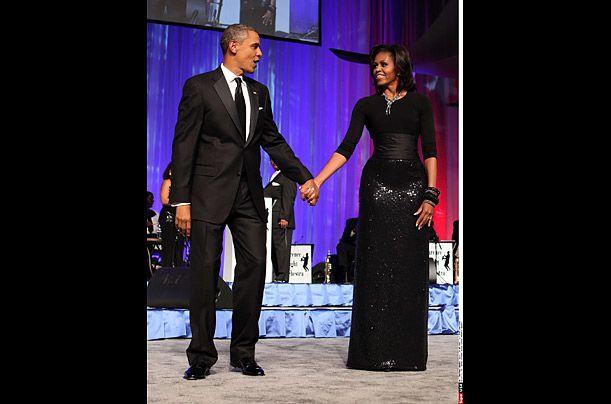 Michelle Obama: Power Couple, Michael Kors, U.S. Presidents, Michelle Obama, Style Icons, Michele Obama, The Dresses, First Lady, Barack Obama