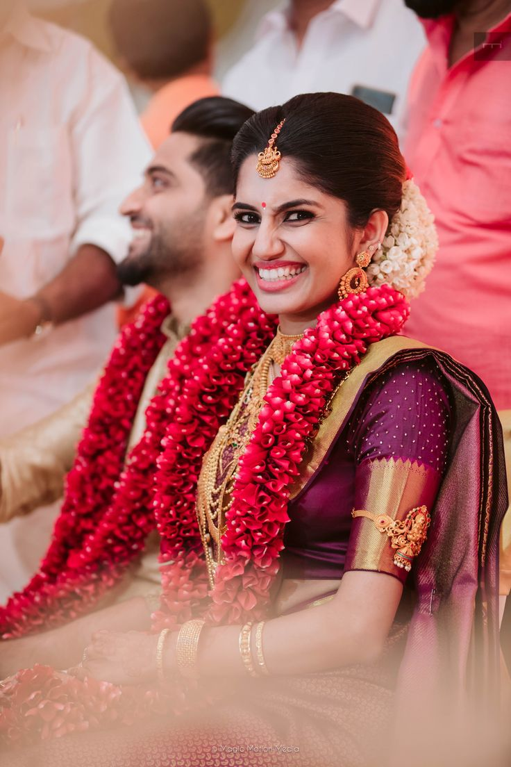 Pin by DEVIKA UDAYAN on Kerala Bride in 2020 | South indian wedding hairstyles, Indian wedding ...