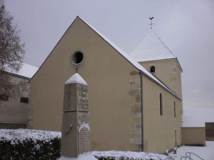 Eglise St Etienne de Crépand