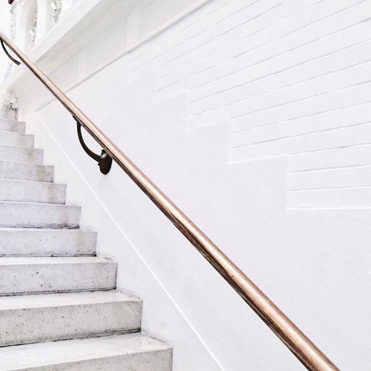 Stedelijk museum Amsterdam. Stairway to art-heaven