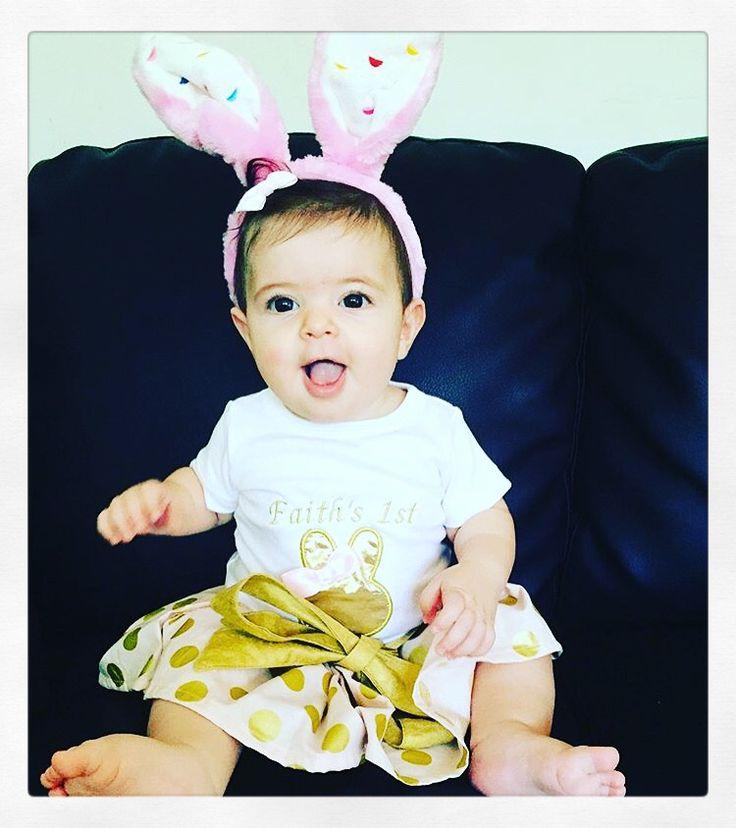 Faith has to be the cutest bunny ever