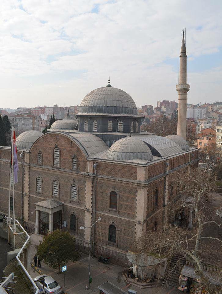 Zağnos Paşa Cami 1461  Balıkesir