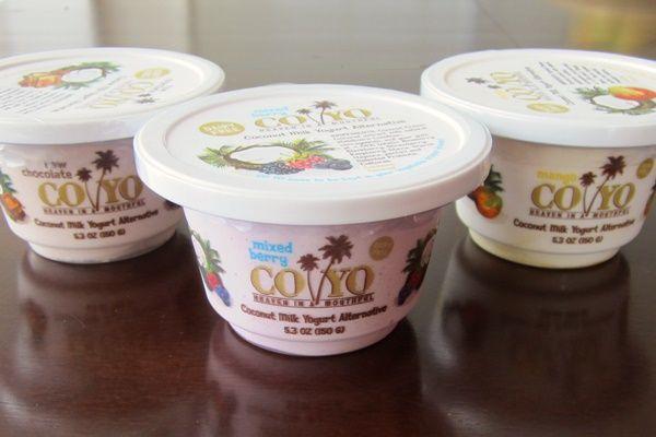 CoYo Coconut Milk Yogurt Alternative: Pure, Low-Sugar, Dairy-free Luxury