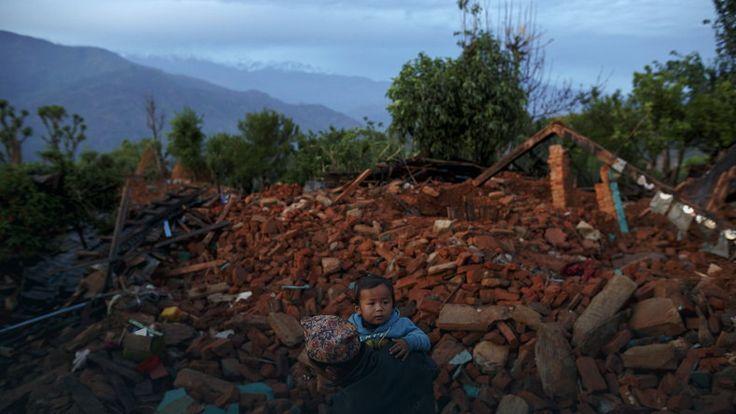 Nepal: uratowano 4-miesięczne niemowlę #inspiracje