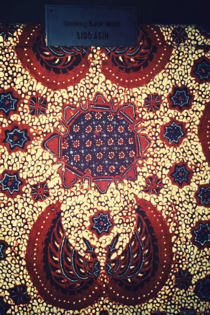 batik motif sido asih