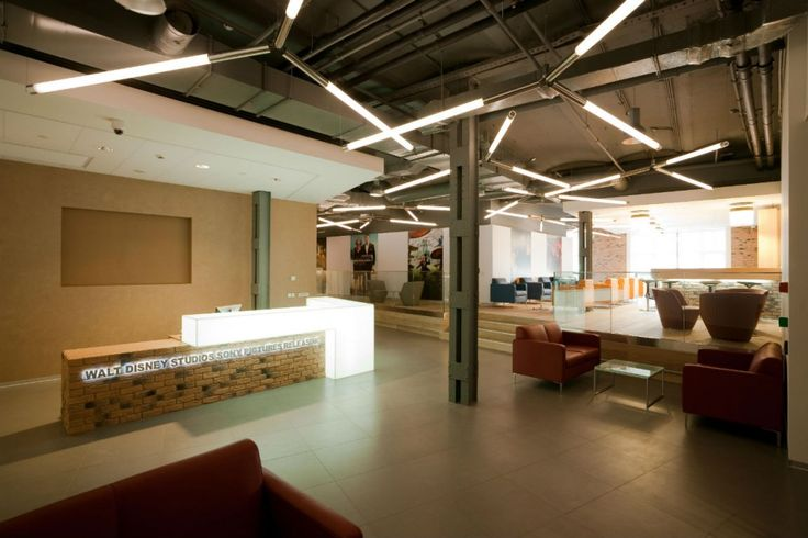 walt disney headquarters office interior design office