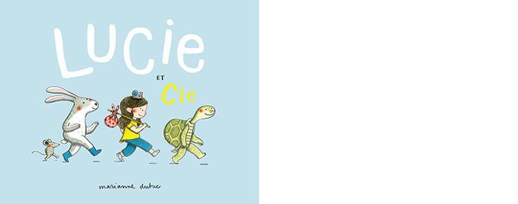Lucie et cie - Comme des géants | Éditions jeunesse